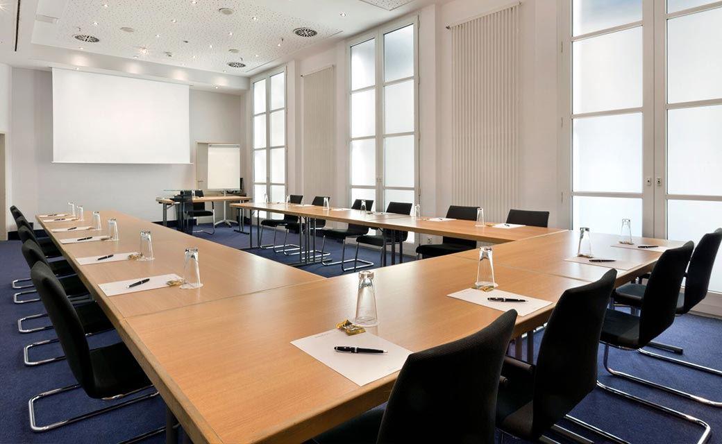 In München nutzt die dapr Seminarräume im Fleming's