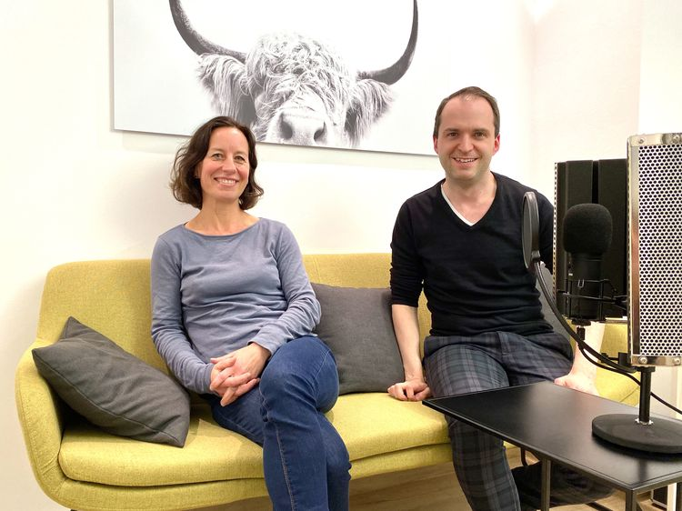 pr.promi.podcast mit Alexandra Gross