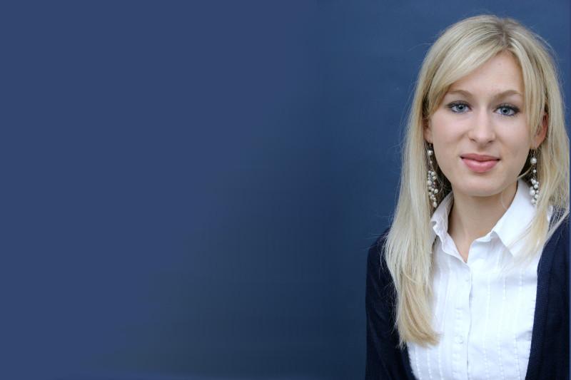 Rebecca Heinzen, Team-Assistentin der dapr