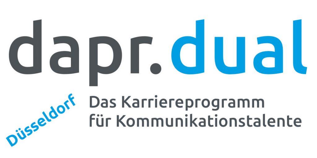 dapr.dual Headerbild Job Düsseldorf