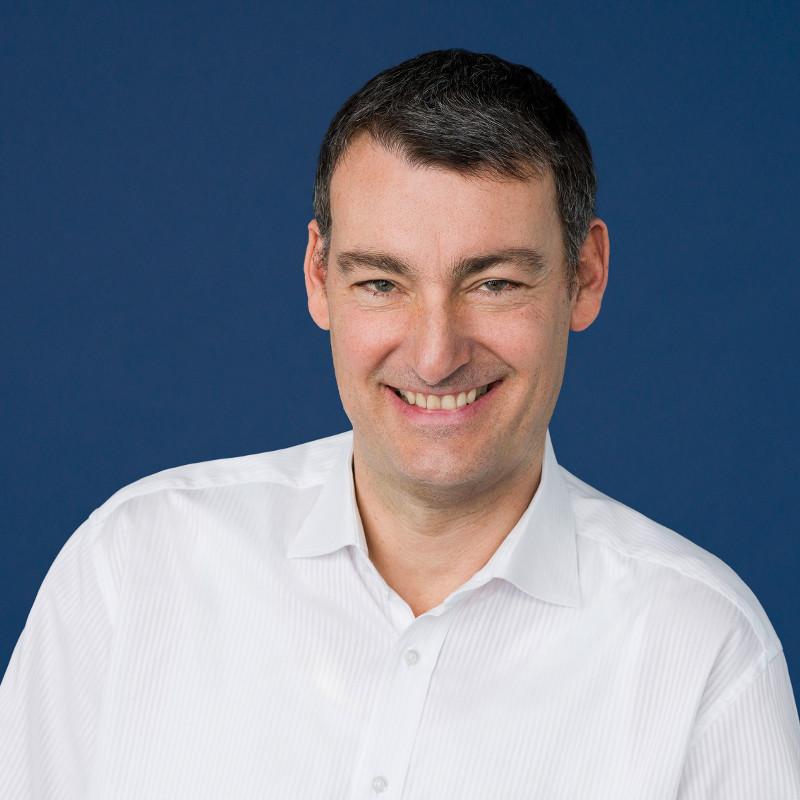 Oliver Schumacher, Leiter Kommunikation und Marketing, Deutsche Bahn