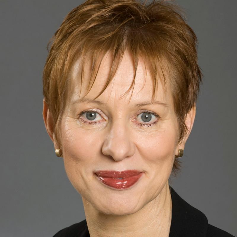 Heike van Laak, Abteilungsleiterin Kommunikation der Stiftung Warentest
