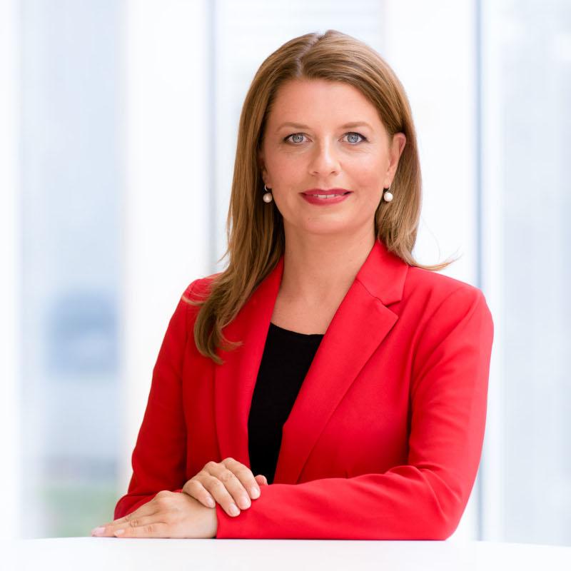 Dr. Jasmin Fischer, Head of Corporate Communication, FUNKE Mediengruppe