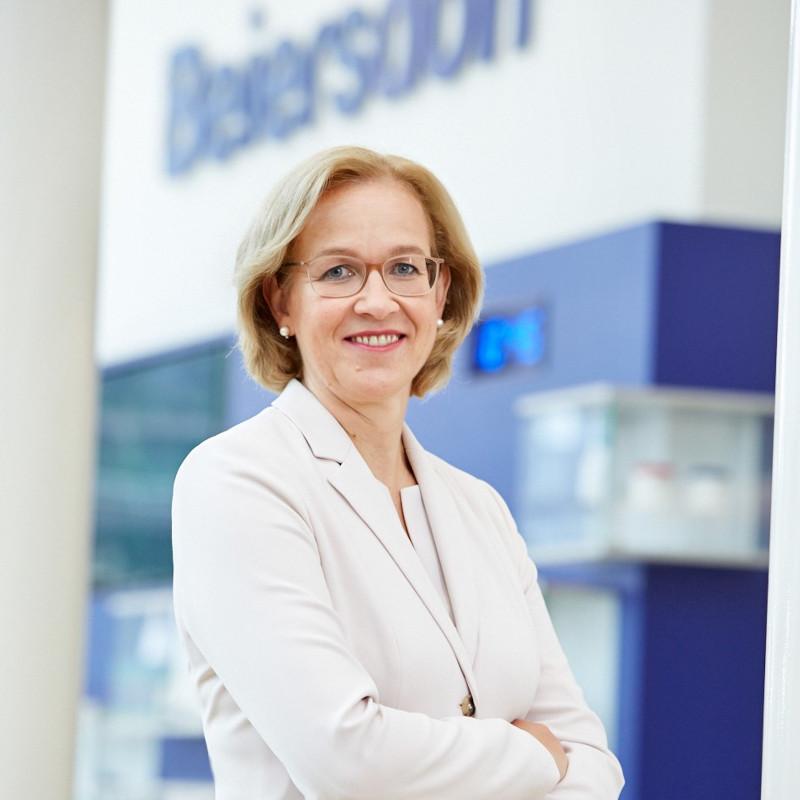 Anke Schmidt von der Beiersdorf AG
