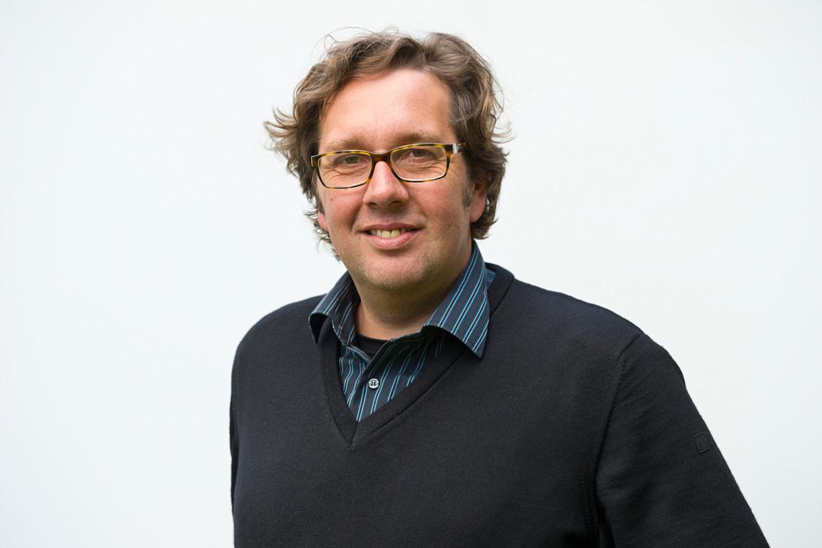 dapr-Dozent Oliver Jorzik