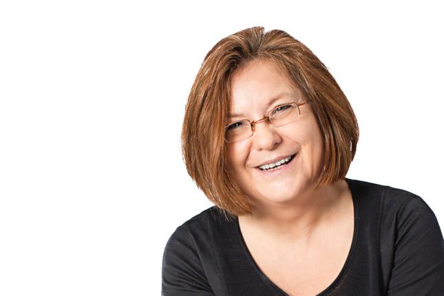 dapr-Dozentin Pia Kleine Wieskamp