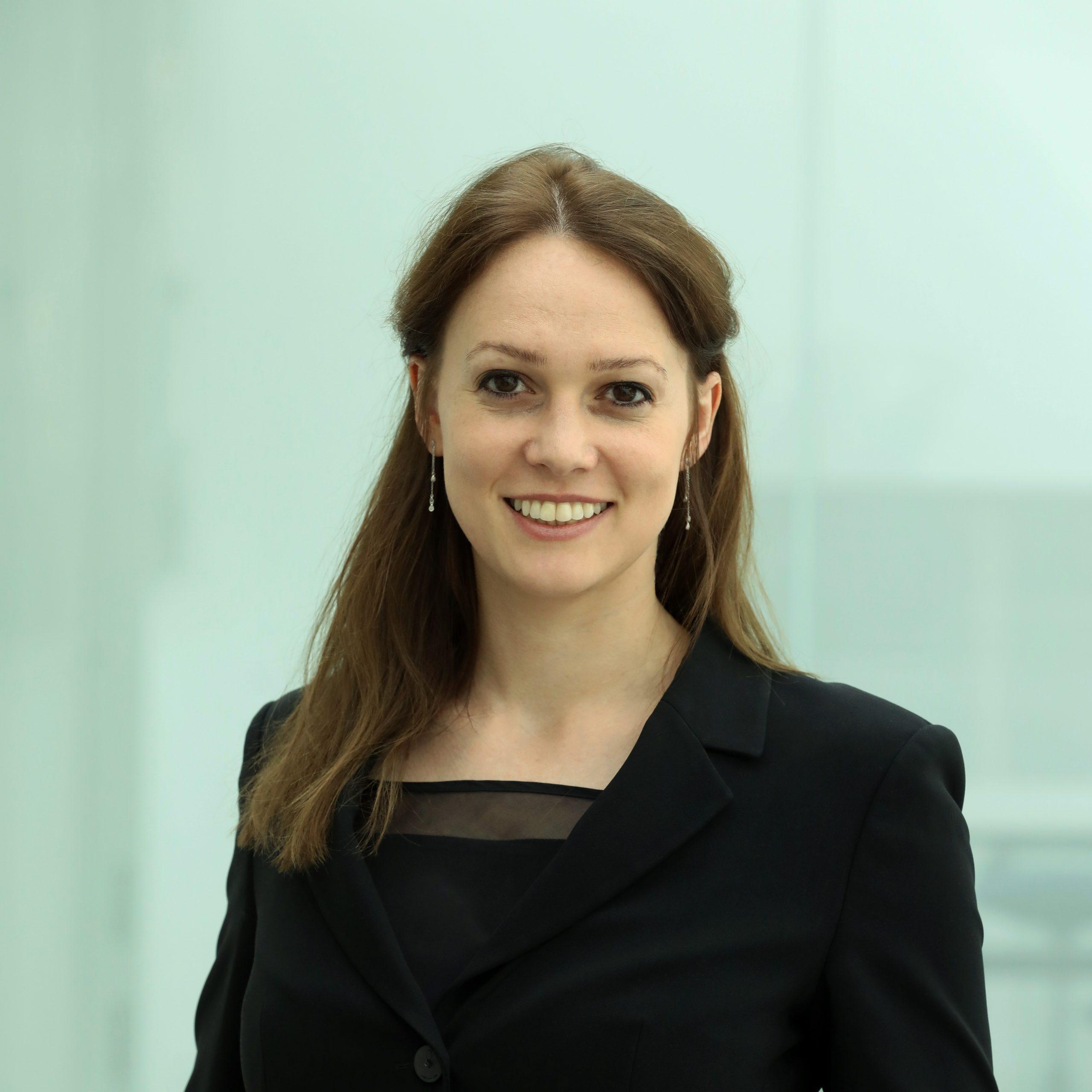Faten Gaber, Head of Communication & Public Affairs, Roche